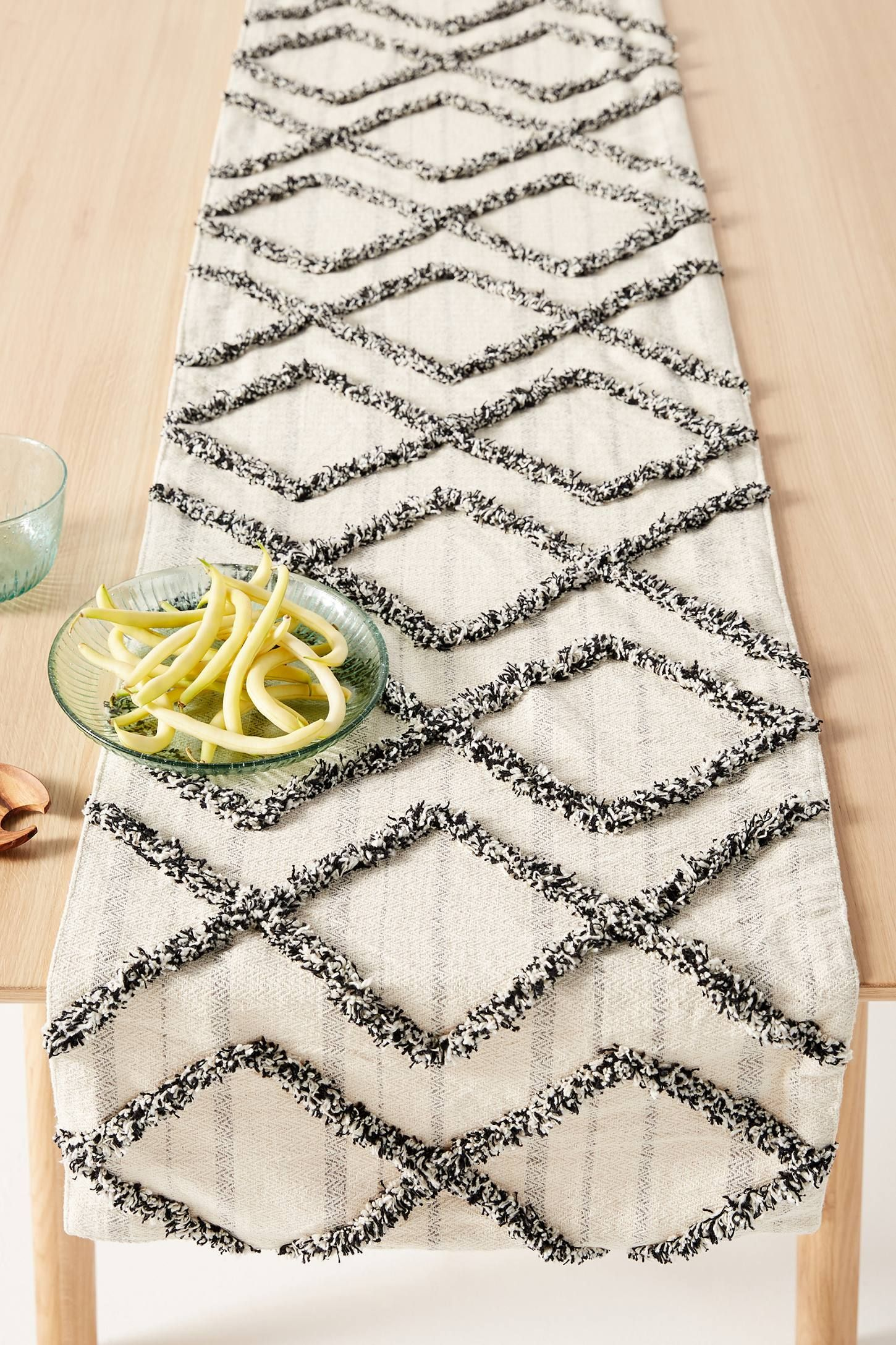 how to make a table runner uk