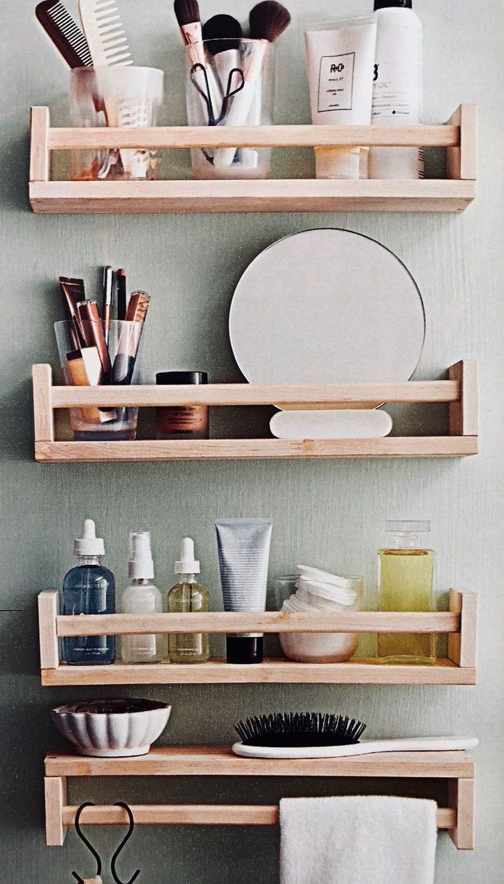 Photo of 47 Charming Diy Bathroom Storage Ideas For Small Spaces – Everyone wants to have…