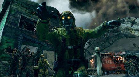 Call Of Duty Black Ops Ii Mapa Extra Nuketown Zombies Call Of Duty Black Ops Videojuegos