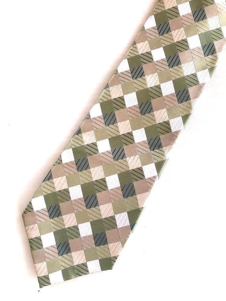 1cf32e779 Designer Shades of Gray Silk Tie