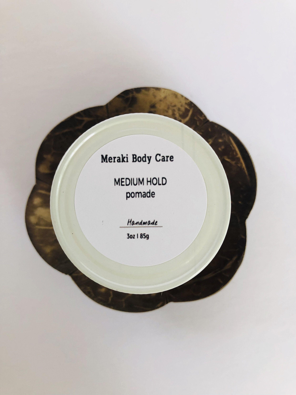 Pomade Hair Care Hair Styling Hair Wax Beeswax Medium Hold Pomade Hair Wax Hair Pomade Hair Care