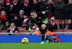 El Arsenal mantiene su apuesta por ser segundo de la Premier, con gran actuacion de David Ospina
