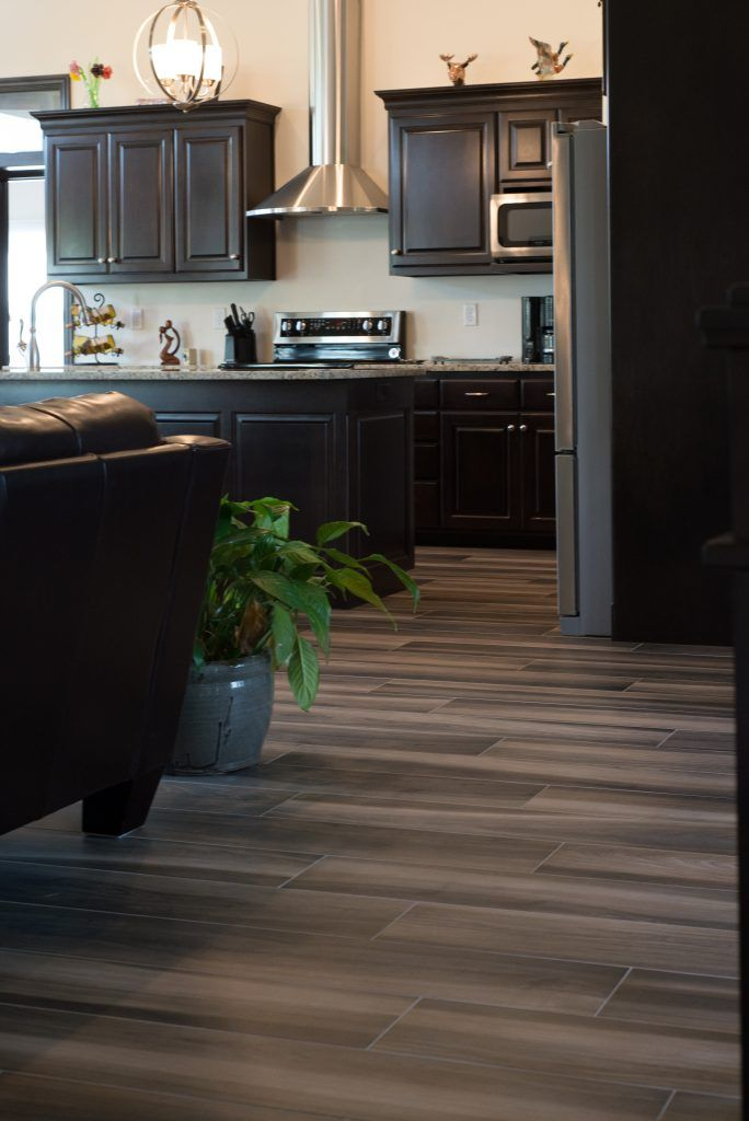Flooring Angora Amaya Wood 8x48 Porcelain Tile Tobacco Grout Walnut Flooring Wood Tile New Carpet