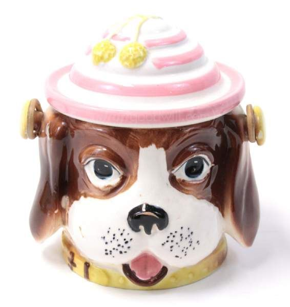 Cookie Jars For Sale Online Mesmerizing Vintage Dog Cookie Jar Made In Japan Japanese Or Other Overseas