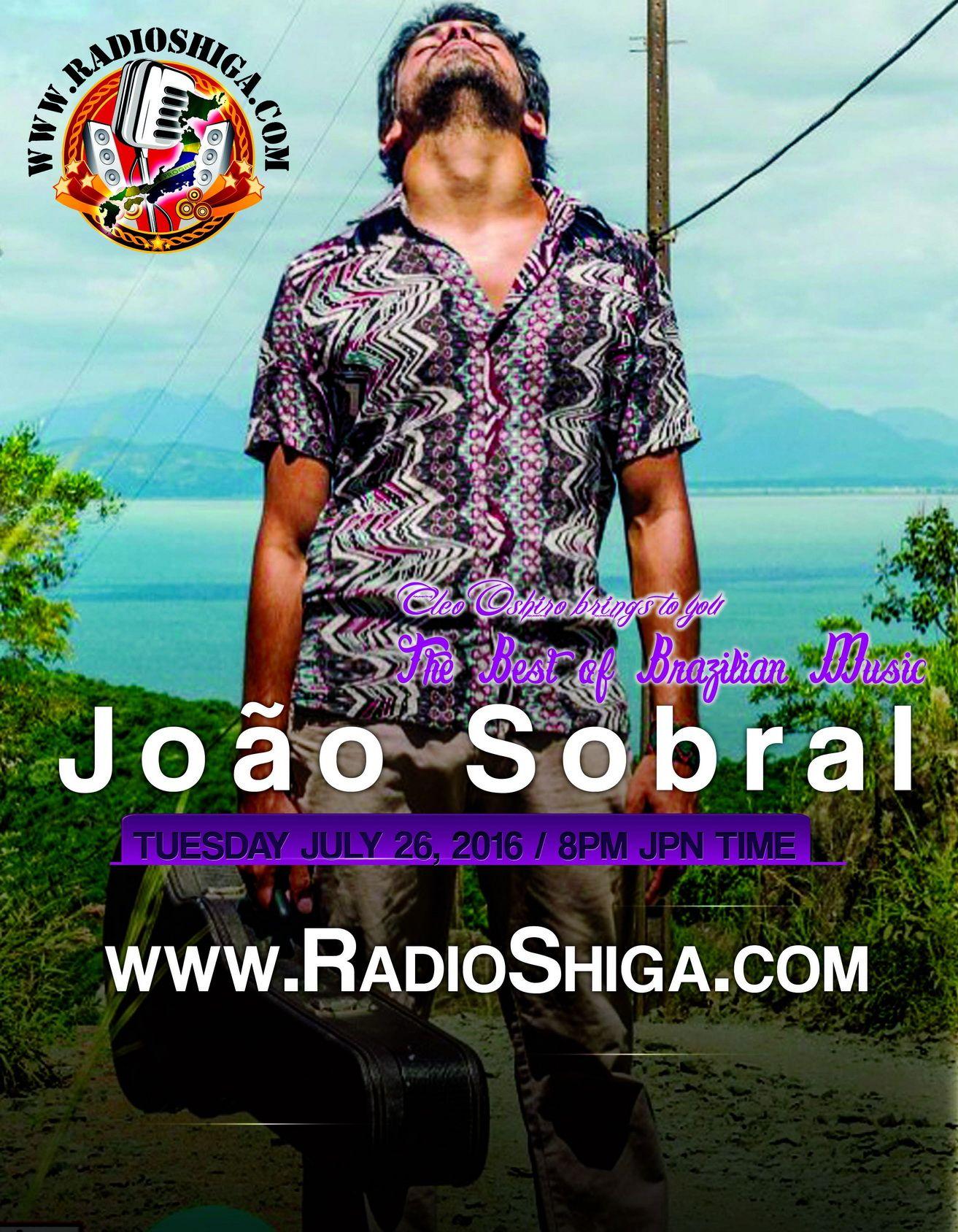 Special Program João Sobral