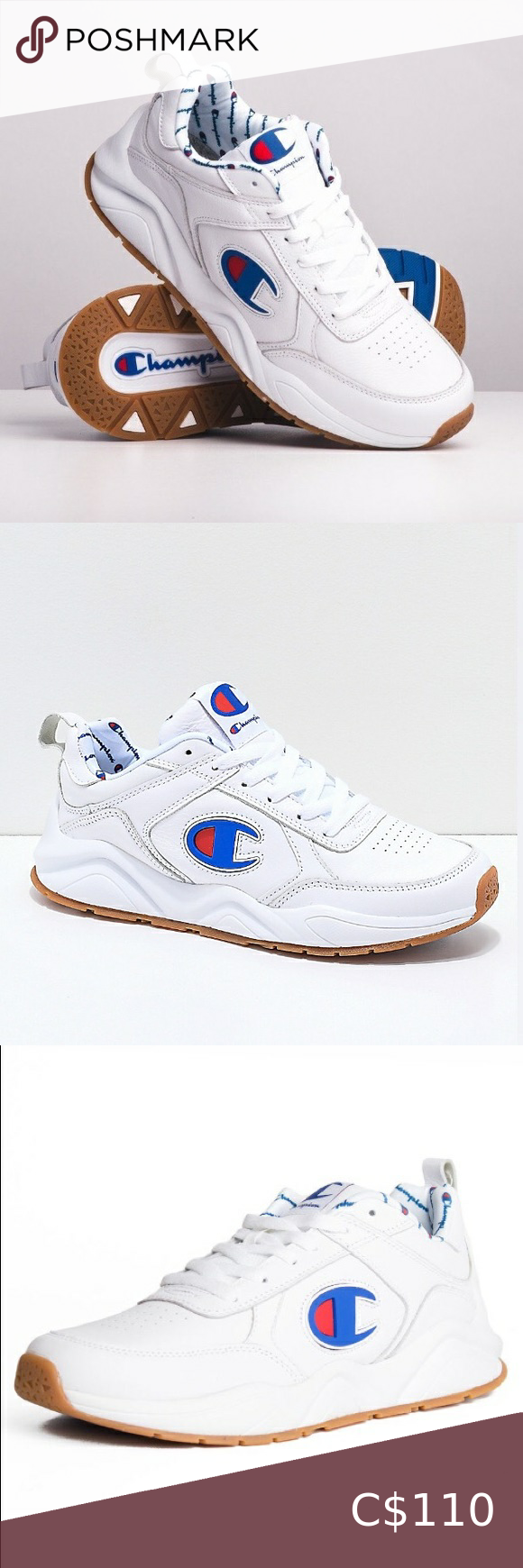 Host Pick Champion 98eighteen Big Sneakers Champion Classic White Sneakers In Style 98eighteen Big Sizes 9 12 Men S Avai Champion Shoes Dad Shoes Basic Shoes [ 1740 x 580 Pixel ]