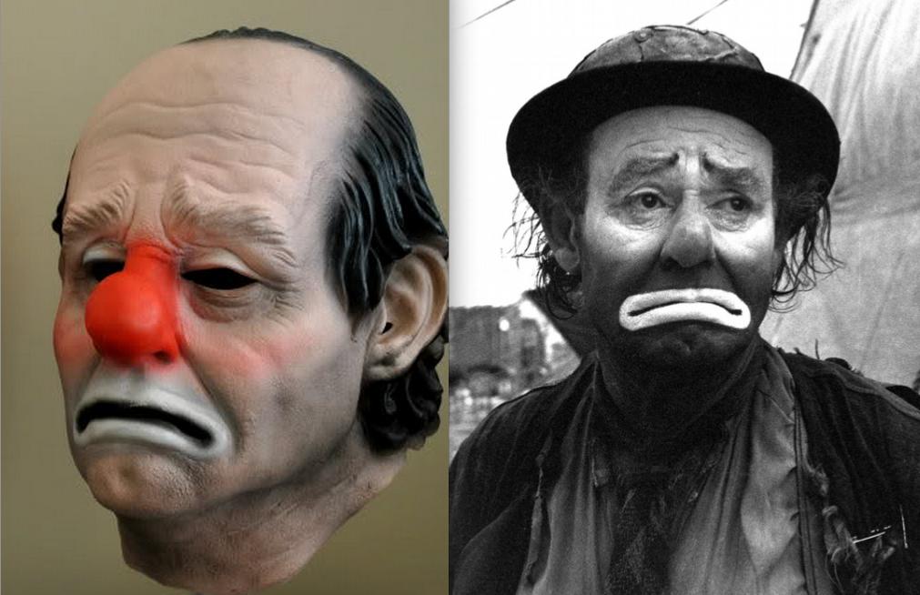 Origin of the Michael Myers mask in HALLOWEEN (1978
