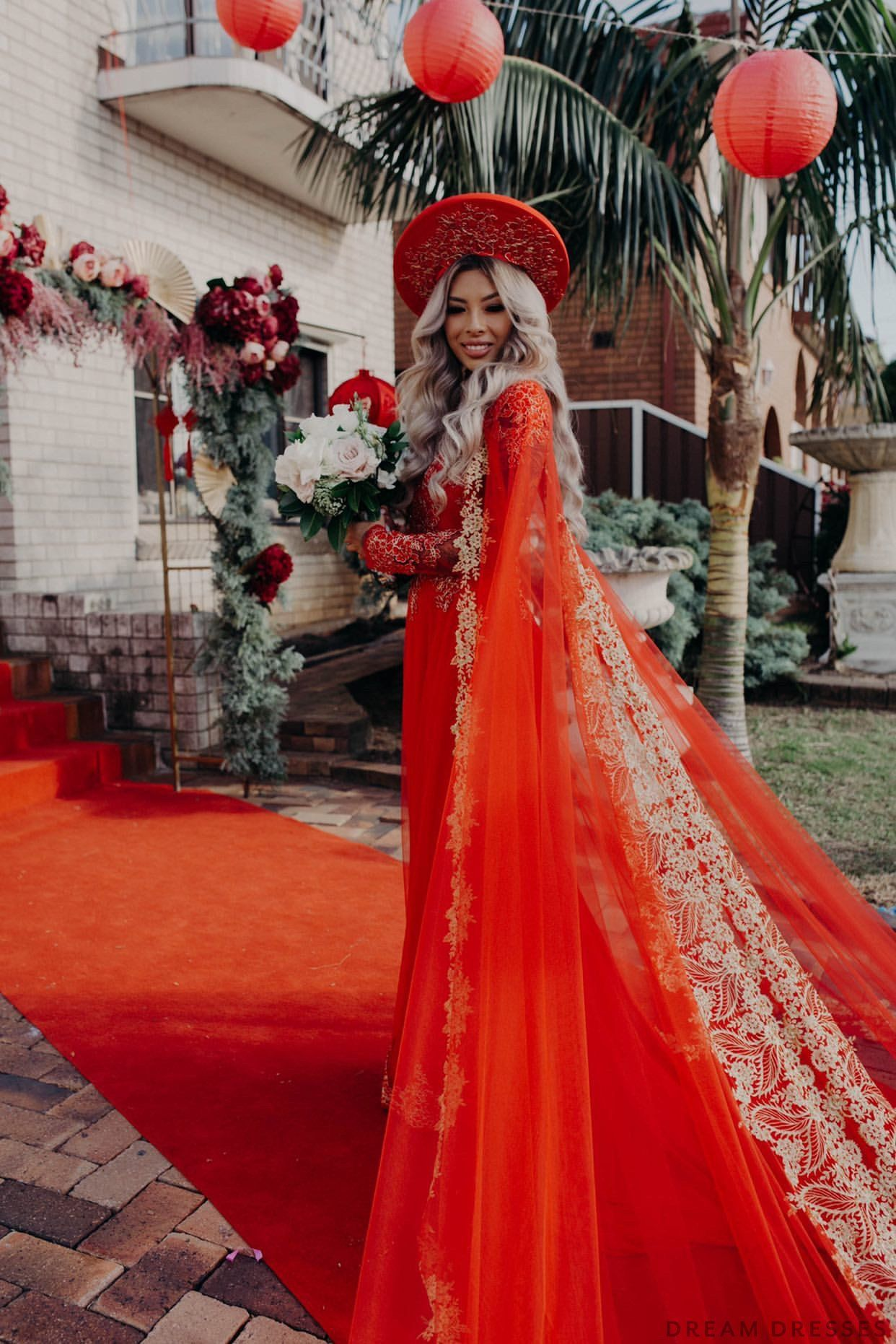 30++ Vietnamese wedding dress information