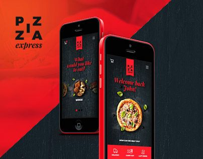 Confira este projeto do @Behance: \u201cPizza app\u201d https://www.behance.net/gallery/30136647/Pizza-app