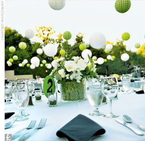 Green Themed Wedding Reception Yahoo Image Search Results