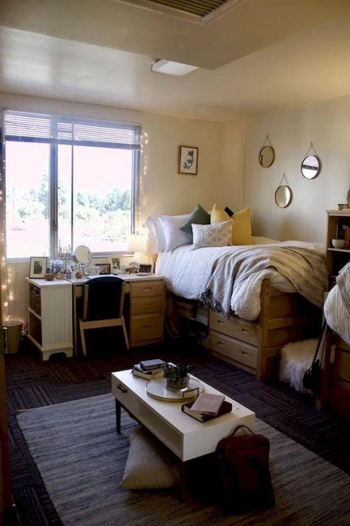 - 31 Trendy Dorm Room Decorating Ideas #dormroom #trendydormroom #dormroomdecor   Home Decor and Tips #designer #black #decorationinterieur #home #scandinavian #interiores #instadecor #interiordesign #style #furniture #creative #nature #woodworking #luxury #interiors