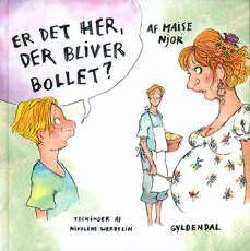 Ny børne-bolle-bog vejleder om sex - Politiken.dk