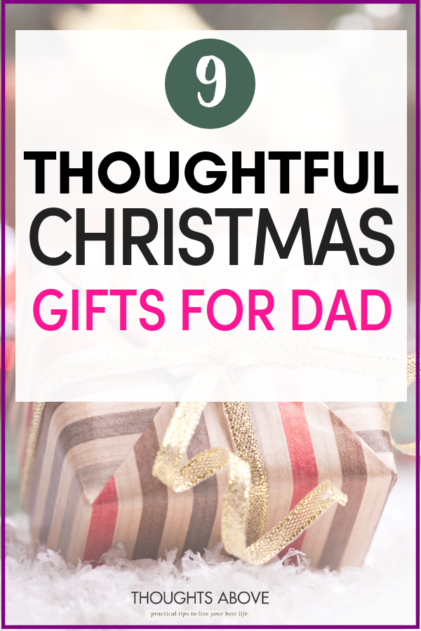10 Absolutely Amazing Gift Ideas for Dad This Year