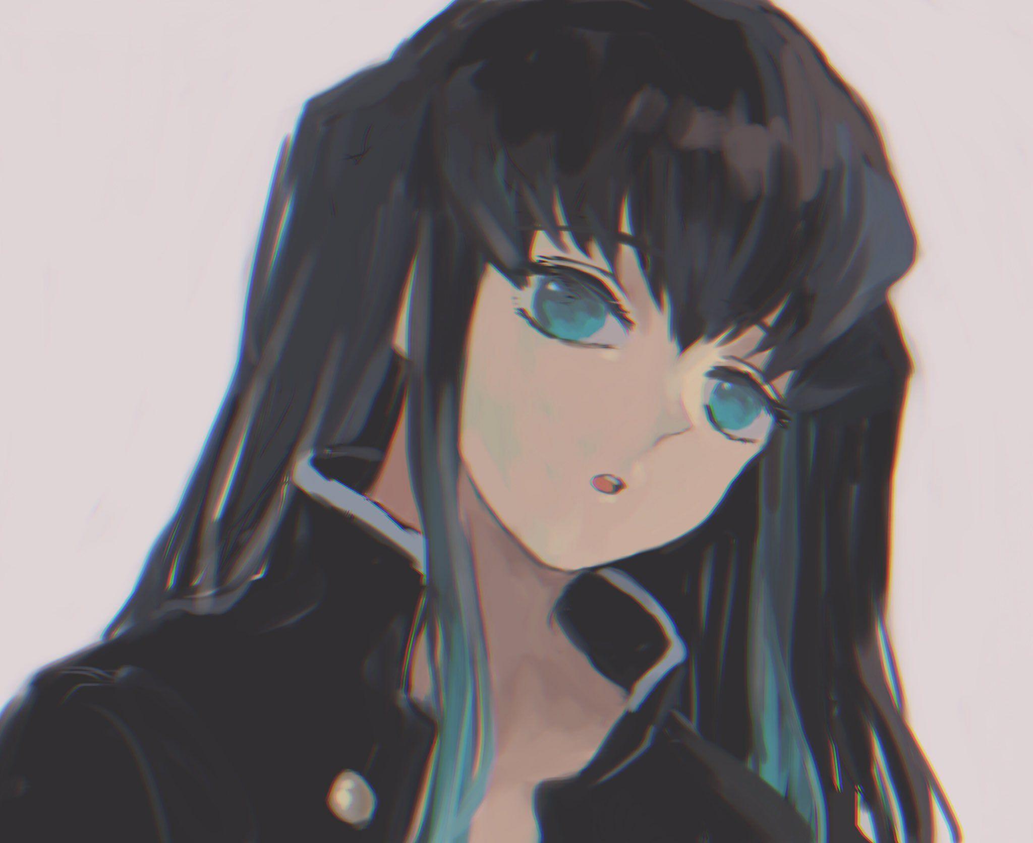 をん on twitter slayer anime fan art anime