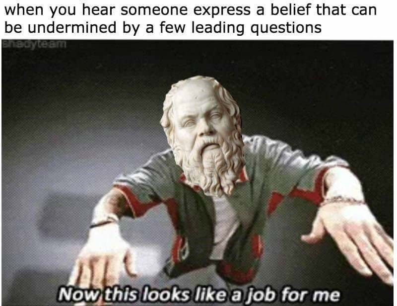 24 Philosophy Memes That Won T Reveal The Meaning Of Life Philosophy Memes Philosophy Meaning Of Life