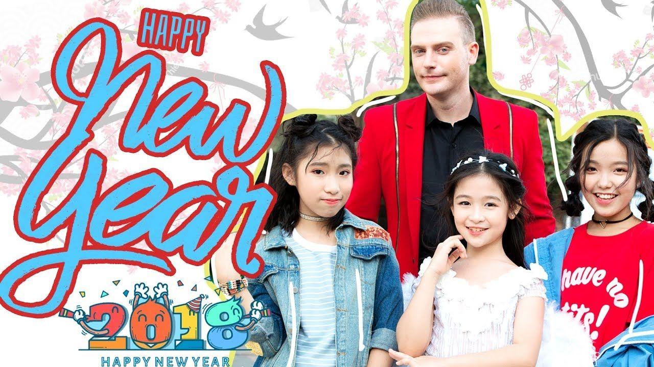 2019 Happy New Year English Vietnamese Kyo York Uyen Nhi Bảo Ngọc Happy New Year English To Vietnamese Happy New