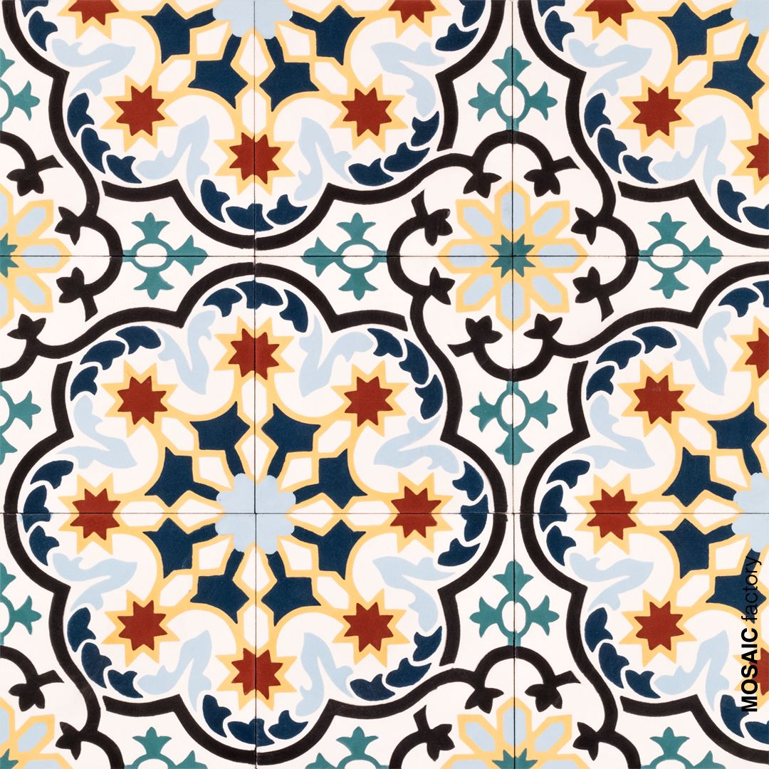 Mozaic Del Sur Cement Tiles Patterns From Mosaic Del Sur Cementtiles