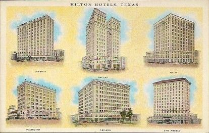 hilton expands to waco texas and opens its first hotel with cold running