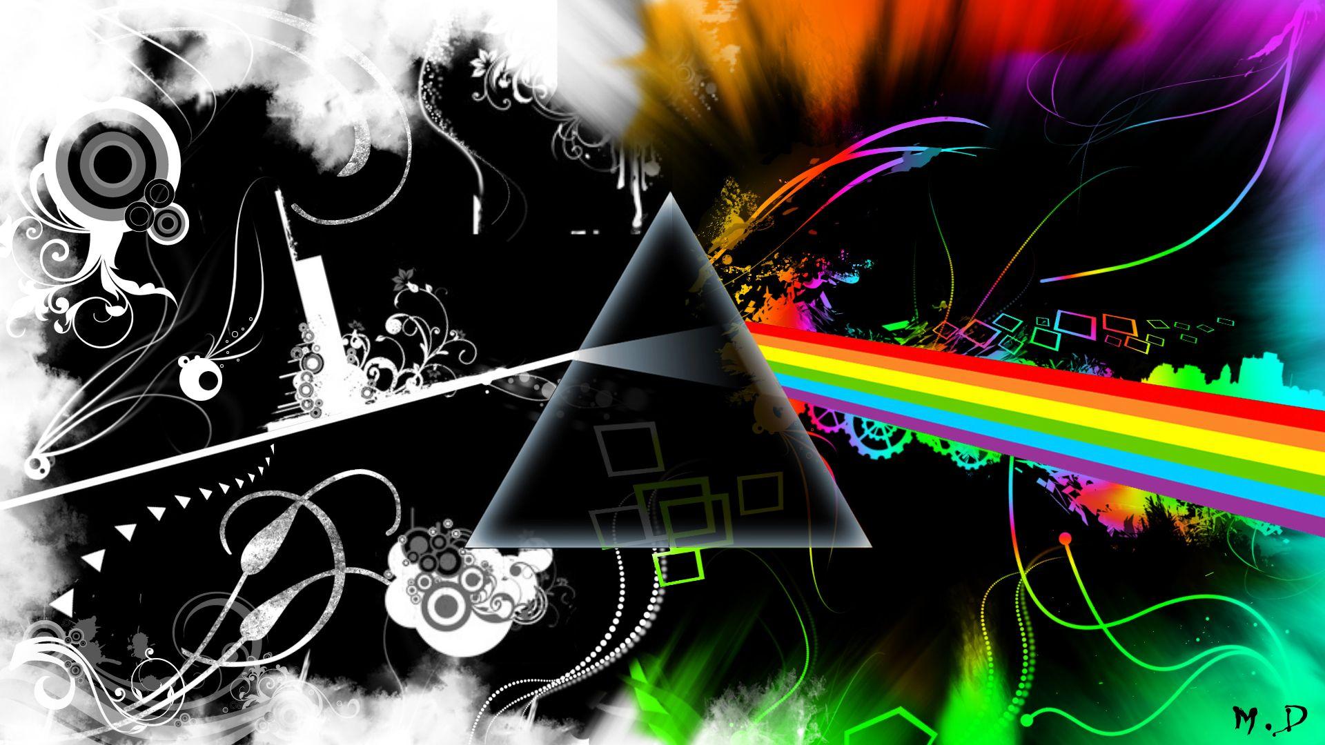 Pink Floyd Dark Side Of The Moon Wallpaper Pink Floyd Wallpaper Pink Floyd Art Pink Floyd Dark Side