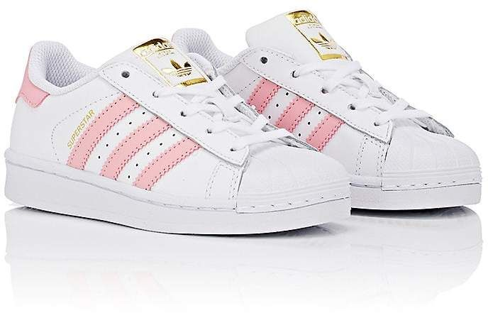 48b45bc3 adidas Kids' Superstar Faux-Leather Sneakers #ad   kids shoes