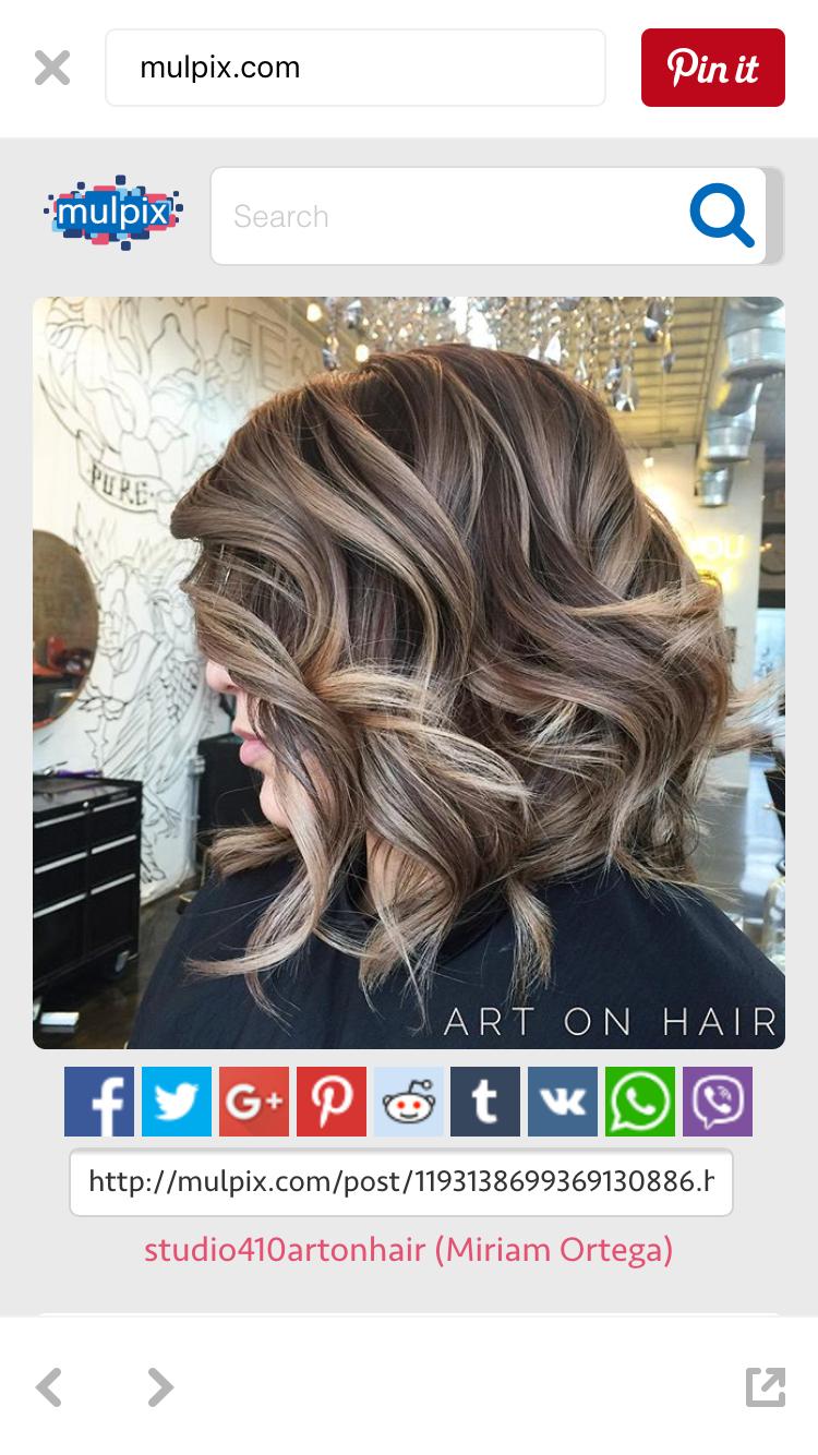 Pin by jessica ettestad on hair cut pinterest hair hair styles