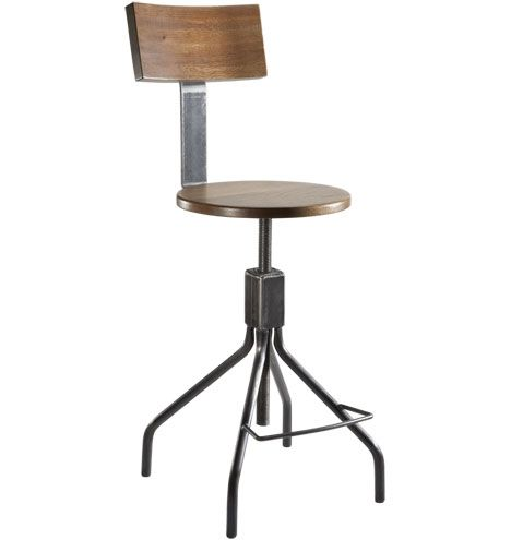 Industrial Chair Stool