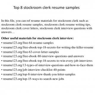 Pin by SlideHot Com on SlideHot.com   Manager resume, Cover ...