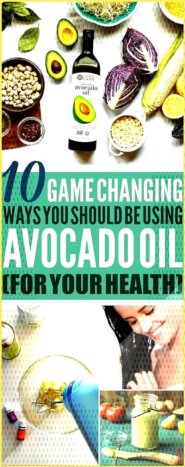 11 Uses For Avocado Oil You Didn t Know About 11 Uses For Avocado Oil You Didn t Know About Meraadi