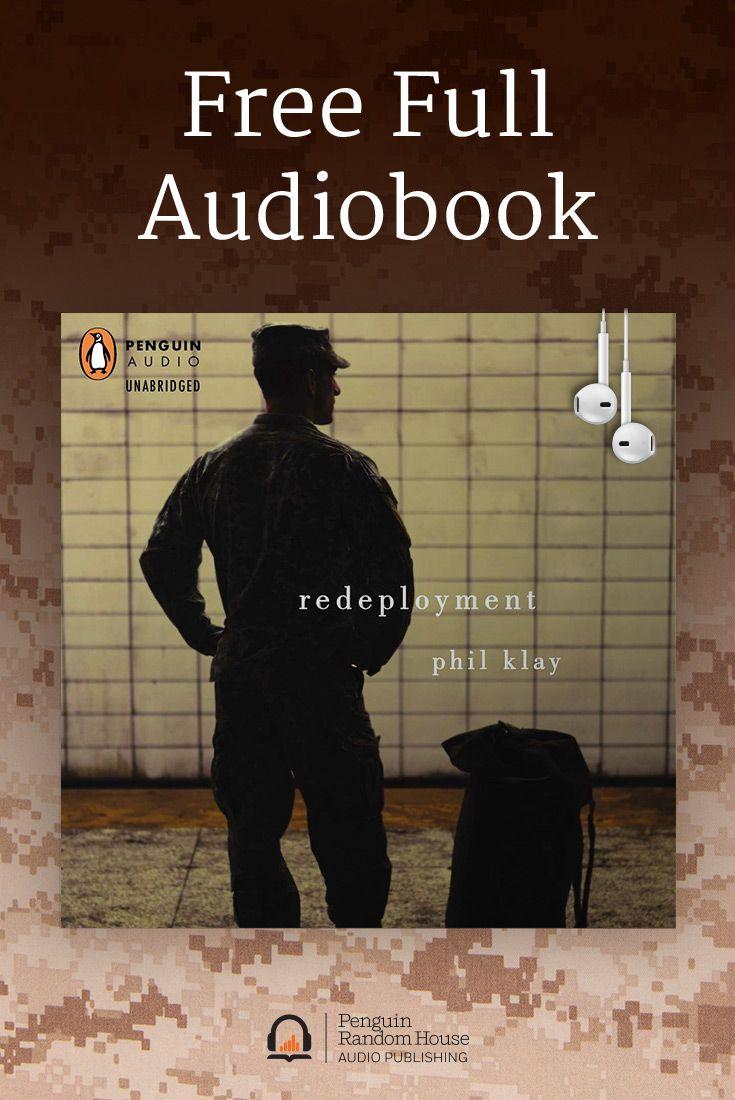 Free Audiobook Of Redeployment Audio Books Audiobooks Good Books