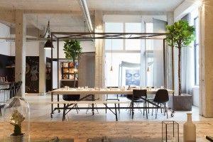 Industriele Loft Woonkamer : Industrieel interieur industriele loft vt wonen home