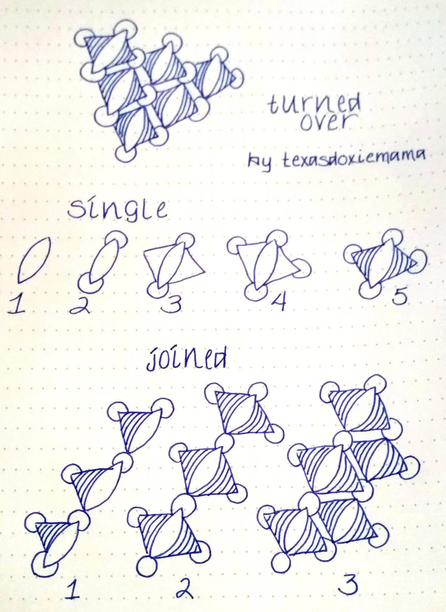 https://flic.kr/p/p1aexa | Turned over tangle
