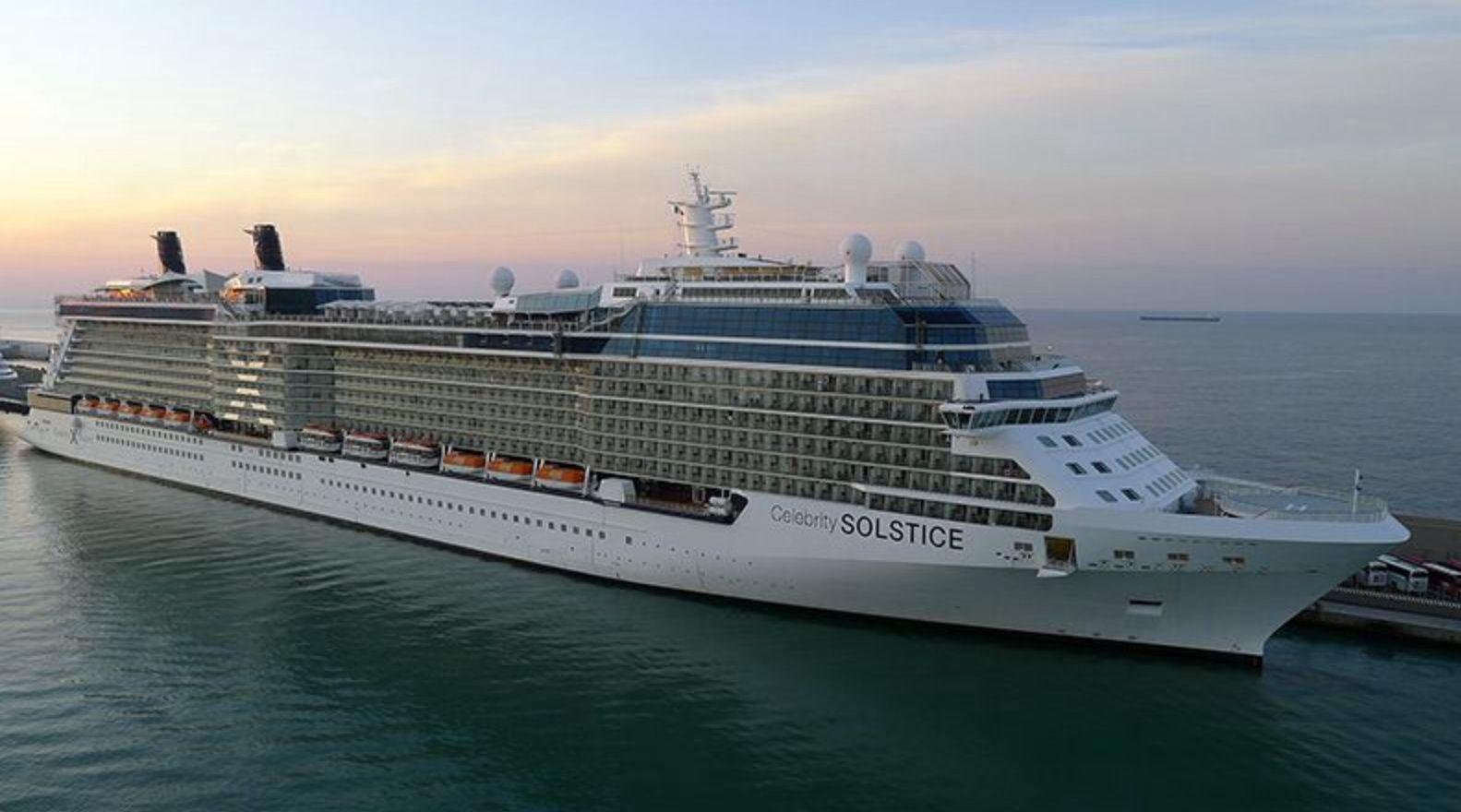 Celebrity solstice celebrity cruises summer vacation