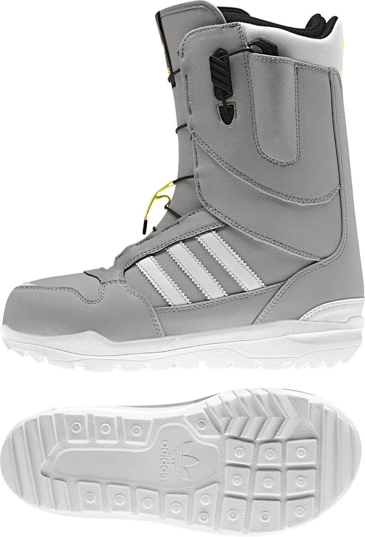7464d3107e13 Adidas ZX 500 Snowboard Boots Mens