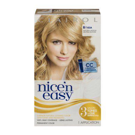 Beauty Dyed Blonde Hair Neutral Blonde Neutral Blonde Hair