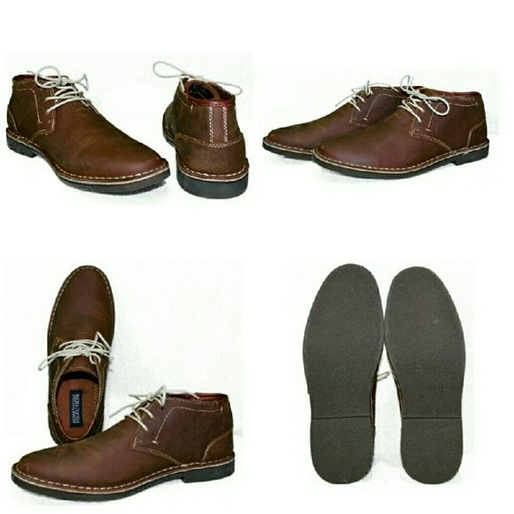 Kenneth Cole Reaction Brown Men's Shoes- size 10 Kenneth Cole Reaction Brown Men's Shoes- size 10 Kenneth Cole Reaction Shoes