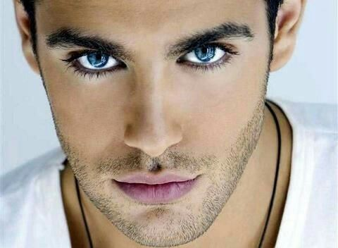 Cerulean Blue Eyes Most Beautiful Eyes Blue Eyed Men Pretty Eyes