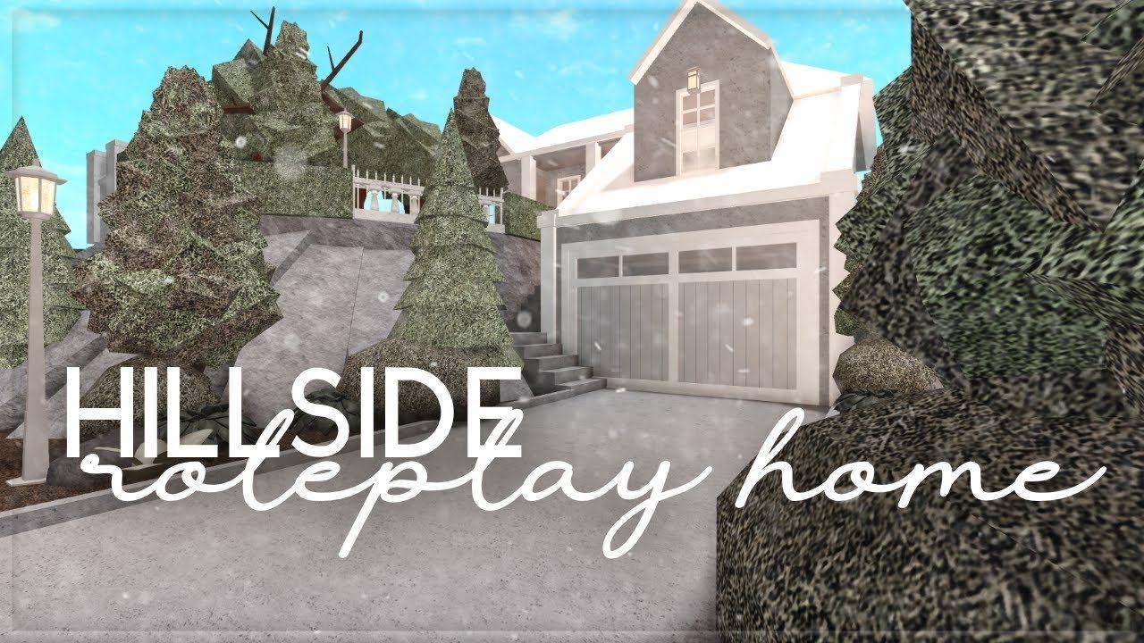 Aesthetic Bloxburg House 1 Story