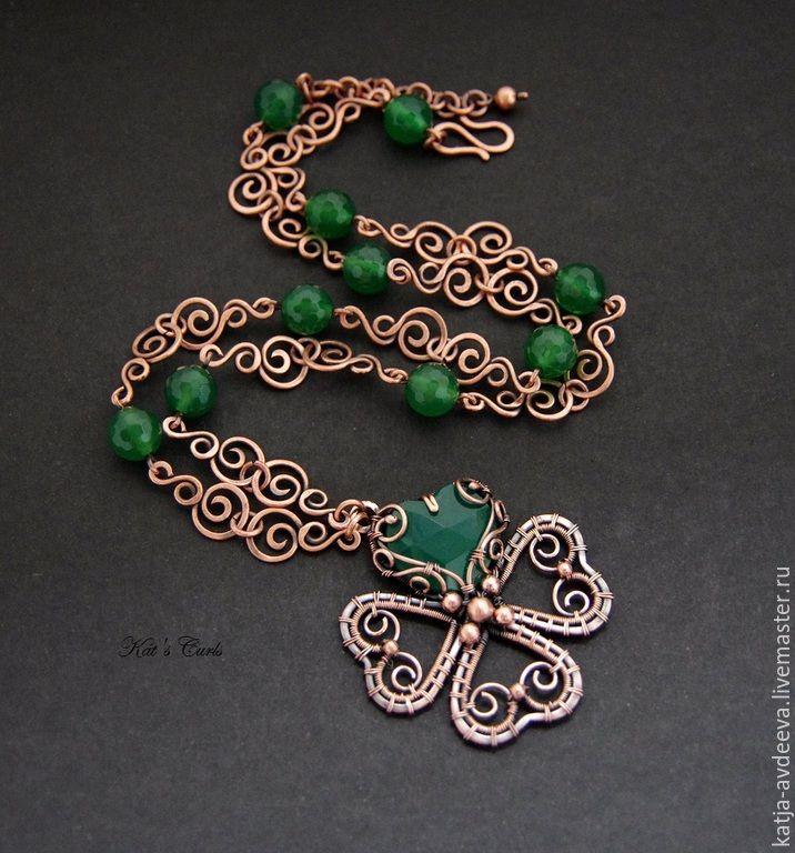 Pin von Michele S auf Jewelry - Inspirations | Pinterest | Kupfer ...