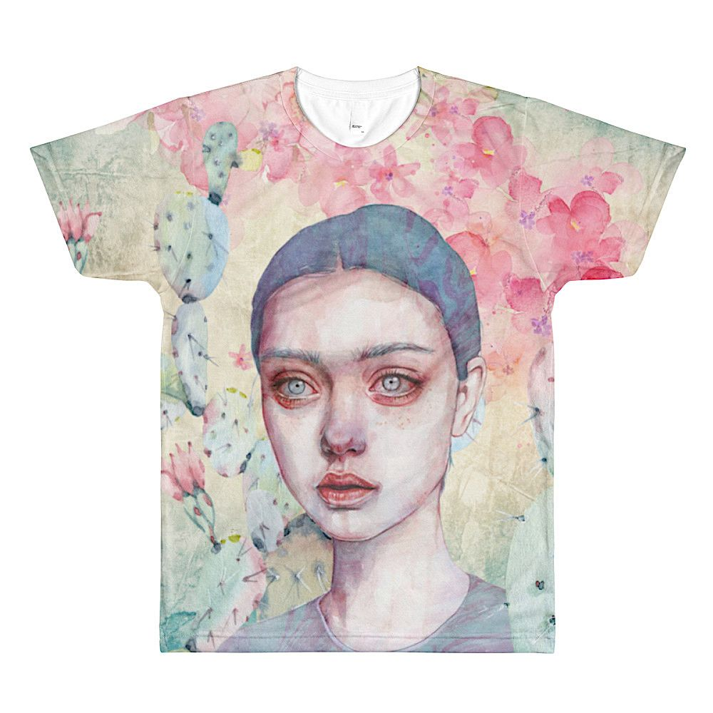 Colorful Art Shirt LXII