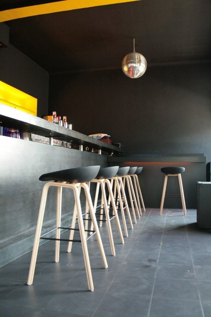 Hay bar stool replica stools kitchen bar for Hay about a stool replica
