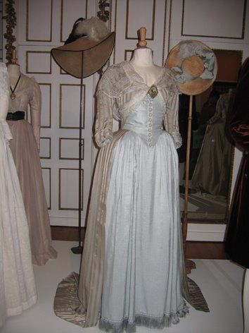 """From """"The Duchess"""" (2008) worn by Keira Knightley as Georgiana design by Michael O'Connor"""