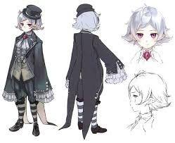 Ket Qua Hinh Anh Cho Anime Male Character Design
