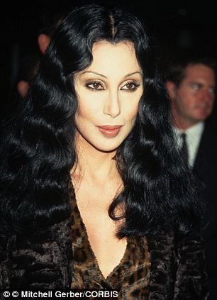 Photo of Cher: 'Sarah Palin is a dumb c ***'