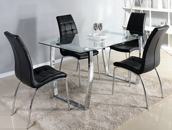 3785 5 pc. #modern dining set by Kathy Ireland designs from the ...