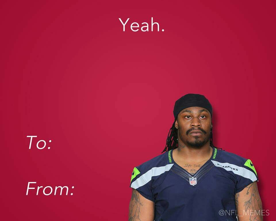 What A Beautiful Valentine Nfl Memes Seahawks Baby Seahawk Nation