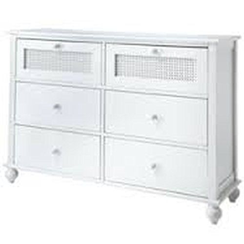 Target Harper Cane 6 Drawer Dresser White Check Out The Image