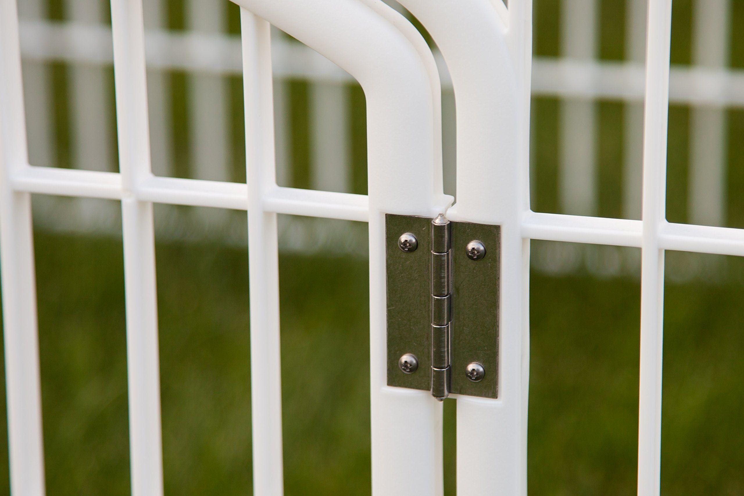 Iris 24 4panel Pet Playpen With Door Details Can Be Found By