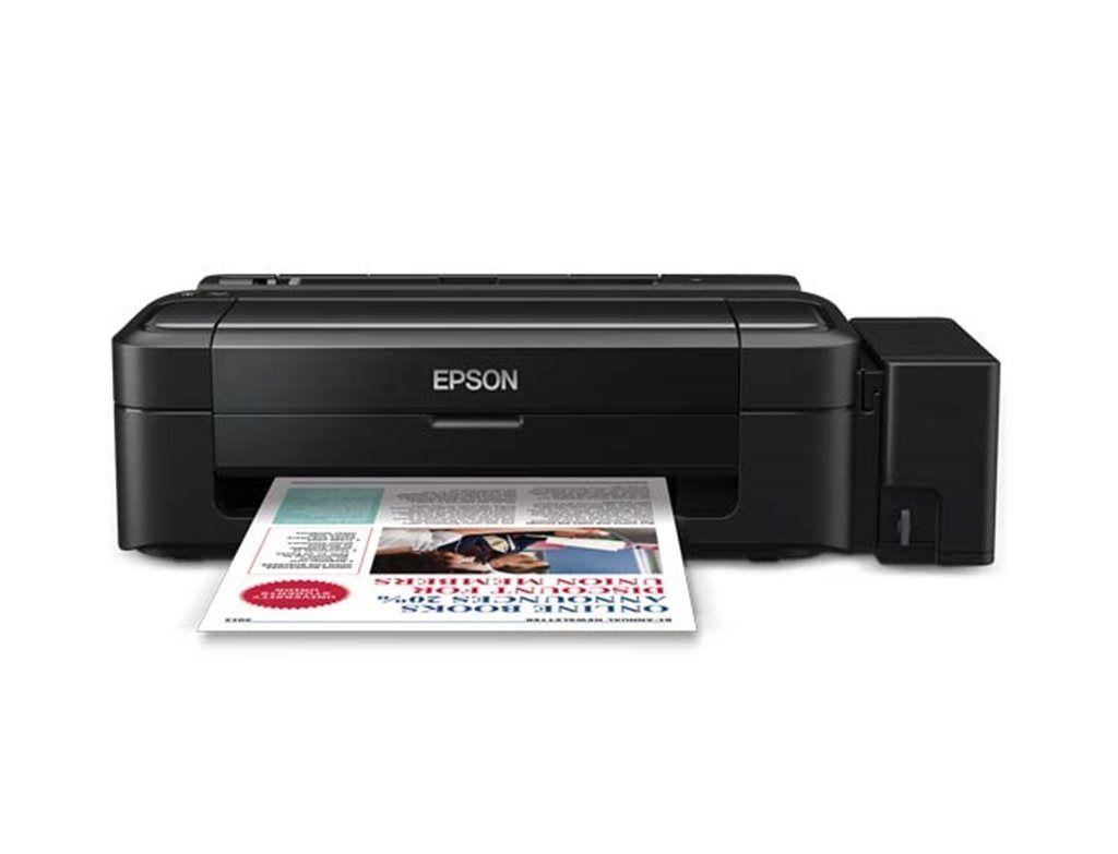 Color printing bu - Epson L 130 Single Function Color Inkjet Printer