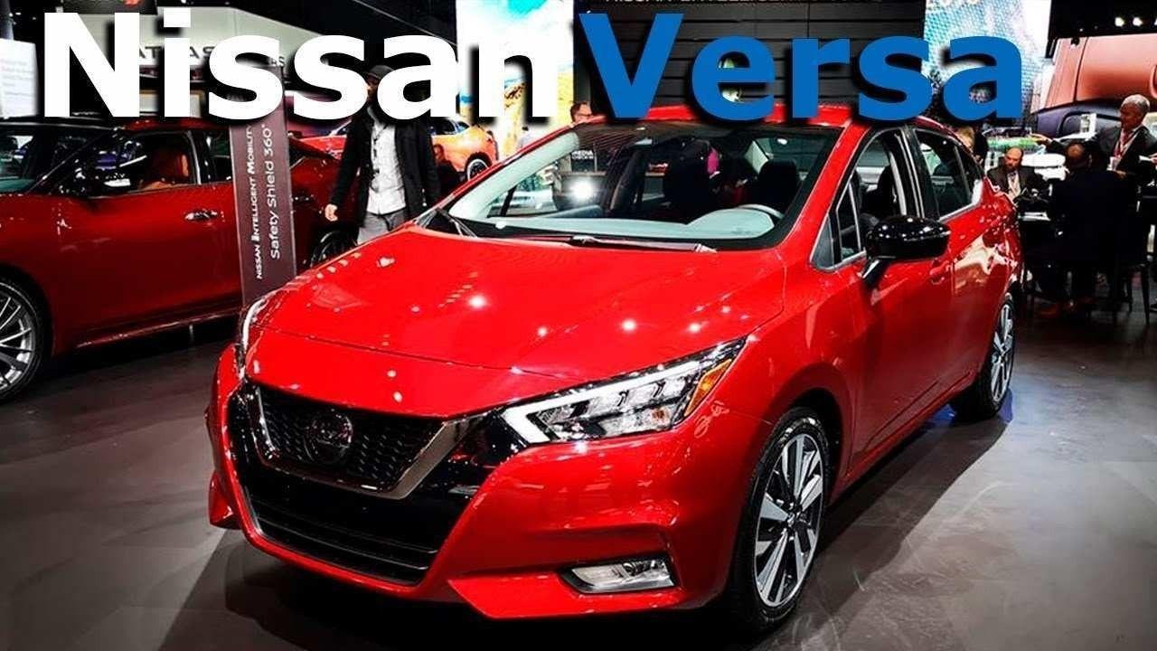 Nissan Versa 2020 Mexico Specs Di 2020