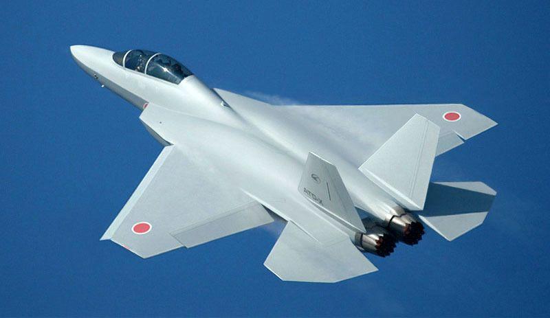 Previsto primer vuelo del caza stealth japones ATD-X 'Shin